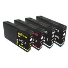 Náplne Epson T7015 XXL - Multipack 4 alternatívnych náplní