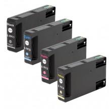 Náplne Epson T7915 ( 79L )  - Multipack 4 alternatívnych náplní