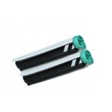 Tonery OKI 43979102 - dvojbalenie alternatívnych tonerov pre OKI B410/420/430/440/MB460/470/480