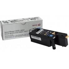 Toner Xerox 106R02760 Cyan - originálny toner pre Xerox 6020 / 6025