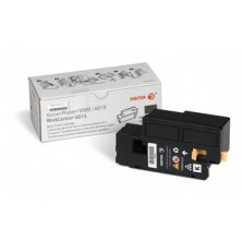 Toner Xerox 106R01634 Black - originálny toner pre Xerox 6000 / 6010 / 6015