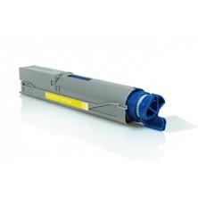 Toner OKI 43459329 Yellow - alternatívny toner pre OKI C3300/3400/3600