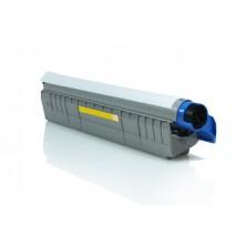 Toner OKI 44643001 Yellow - renovovaný toner pre OKI C801/821